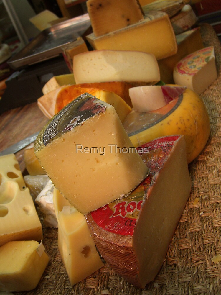 Cheese by Remy Thomas