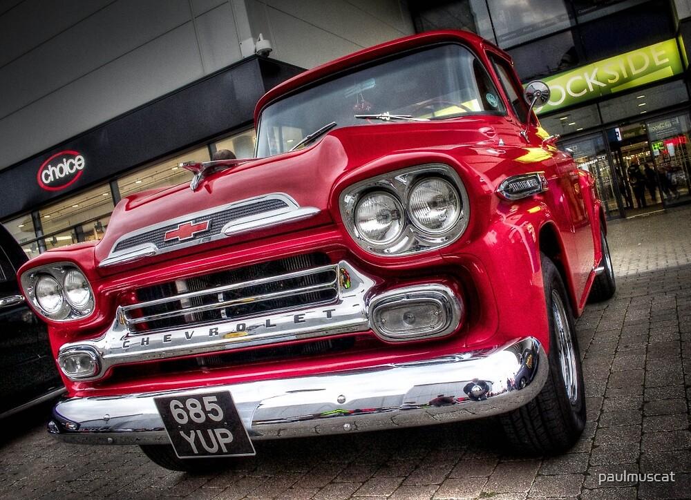 Chevrolet Pickup Truck by paulmuscat