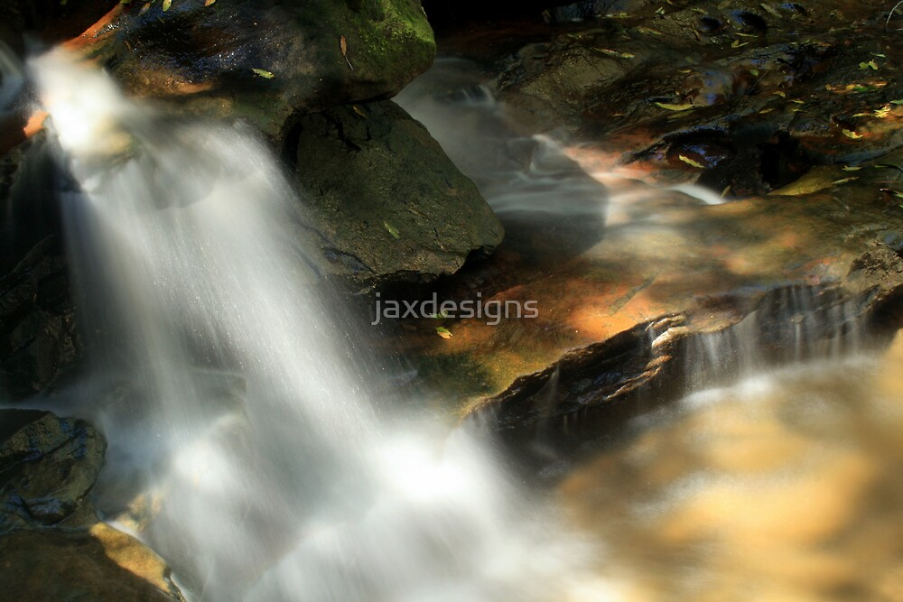 Somersby Falls by Jacqueline Barreto