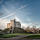 Cardiff Castle by AntSmith