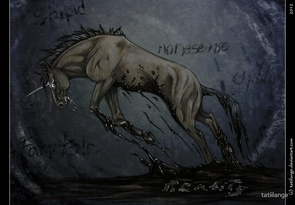 Fantasy is Dead by tatiilange