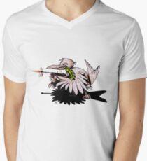 Fighting For Peace (2) Mens V-Neck T-Shirt