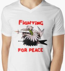 Fighting For Peace (4) T-Shirt