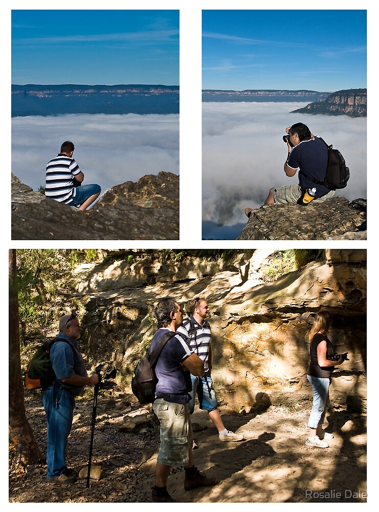 Blue Mountains Outing by Rosalie Dale