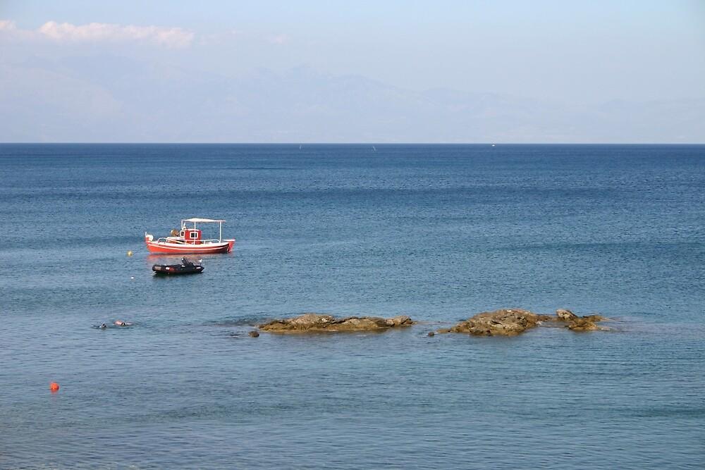 Sailing Away 2 by photozoom