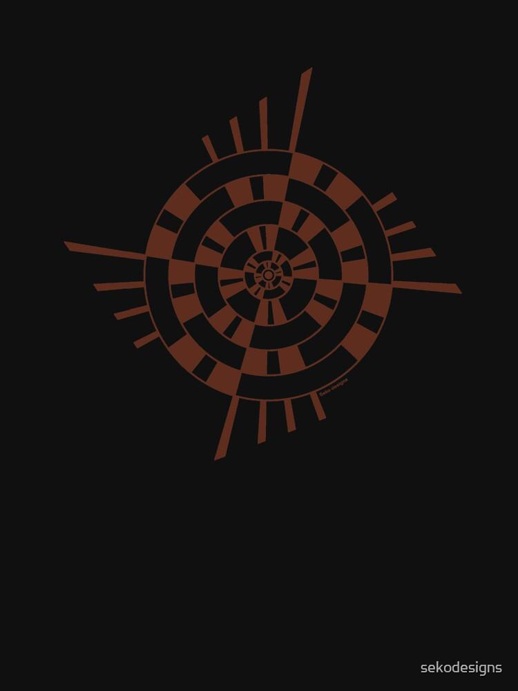 Mandala 1 Chocol'Art by sekodesigns