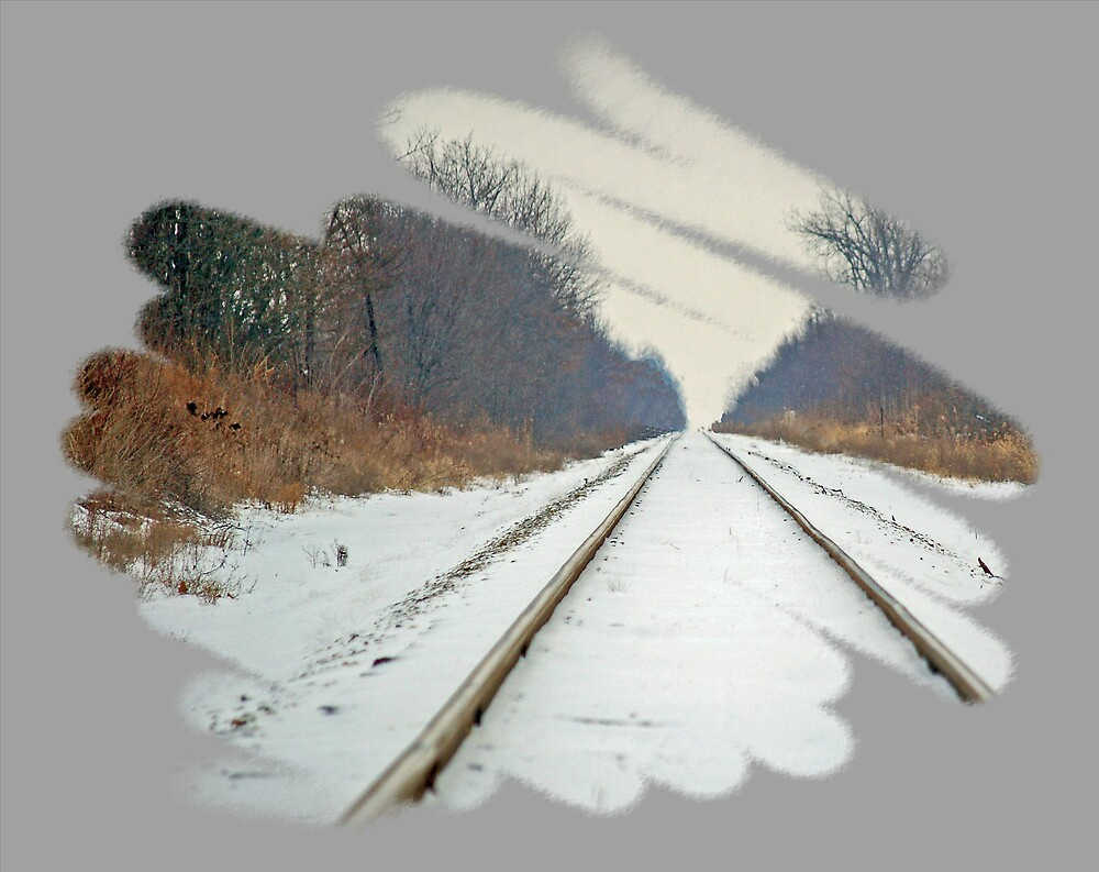 Ohio Tracks by terrylazar
