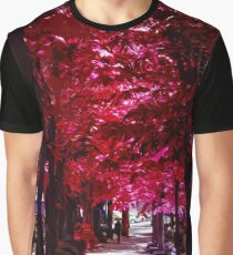 Red Crowns Graphic T-Shirt