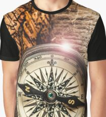 'The Golden Compass'   Graphic T-Shirt