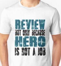 Review Hero T-Shirt