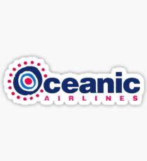 Oceanic Sticker