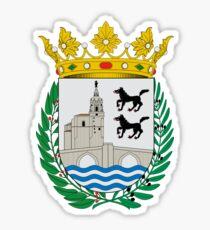 Bilbao, Spain Sticker
