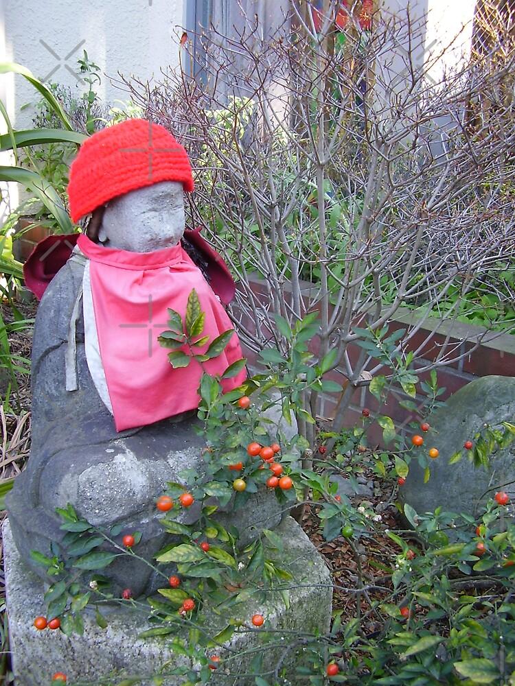 Buddha and Berries by Prue Pisani