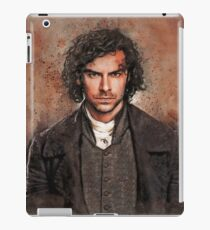 Complicated man iPad Case/Skin