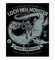 Lochness Monster - Dossier Cryptids Club Case # 200 Impression photo