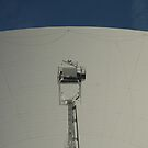 Lovell Telescope at Jodrell Bank 1 by bubblebat