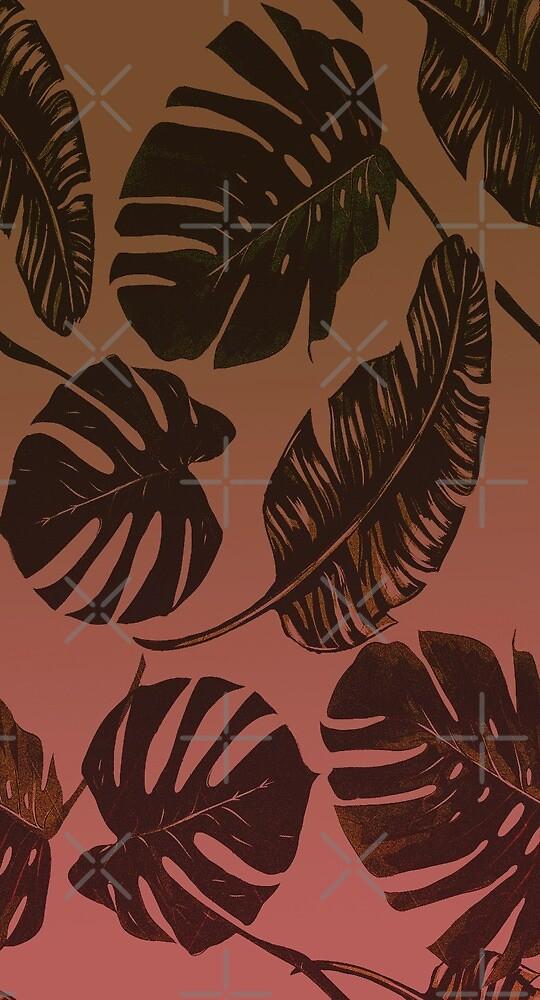 «Orange Jungle» de Rubén Hoyu