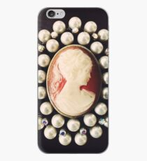 Classic Vintage Cameo iPhone Case