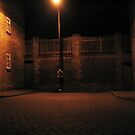 Urban Solitude 02 by Hema Sabina