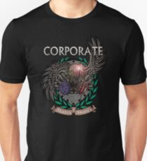 Corporate States of America Emblem T-Shirt