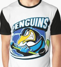 penguins hockey Graphic T-Shirt