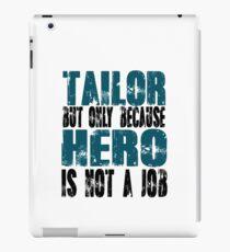 Tailor Hero iPad Case/Skin