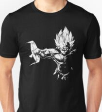 Vegeta Hardcore Squat - Leg Day Unisex T-Shirt