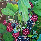 Berries of Summer by Lori Elaine Campbell