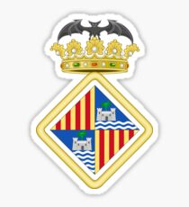 Palma de Mallorca, Spain Sticker