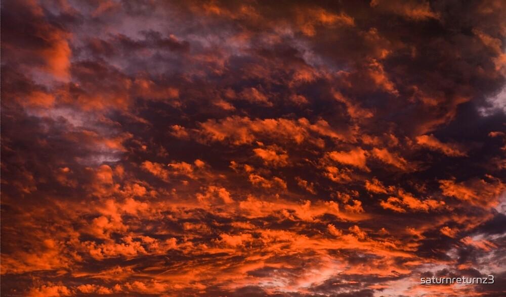 Red sky by saturnreturnz3