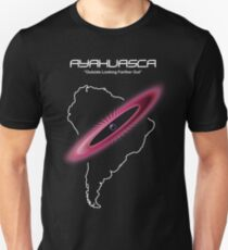 Ayahuasca -- Outside Looking Farther Out T-Shirt