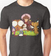 Stuffed Animals (variation) Unisex T-Shirt