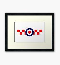 RAF 56. Squadron  Framed Print