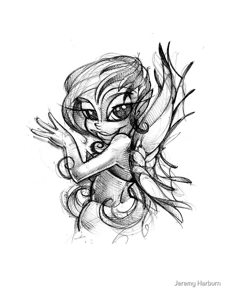 Fairy by Jeremy Harburn