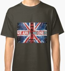 Support London-T-shirts Classic T-Shirt
