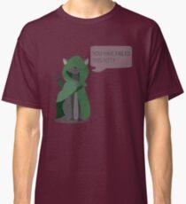 Arrow, the vigilante cat Classic T-Shirt