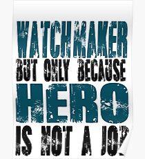 Watchmaker Hero Poster