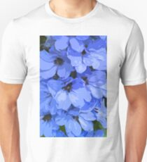 Lupins are Blue T-Shirt