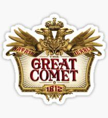 Natasha, Pierre, & The Great Comet Of 1812 Sticker