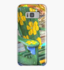 Fins Up Samsung Galaxy Case/Skin