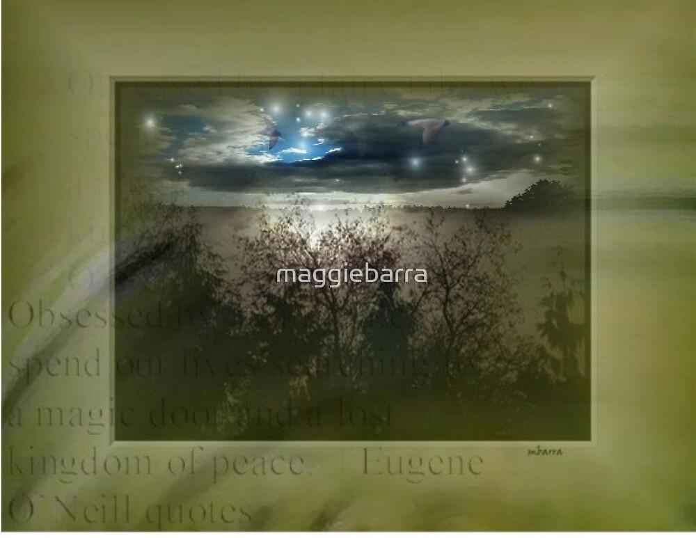 Kingdom of Peace by maggiebarra