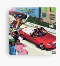 drop top wop Canvas Print