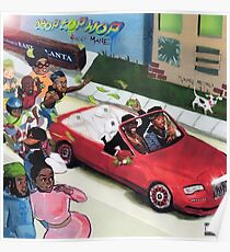 drop top wop Poster