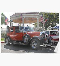 1926 Chrysler Poster