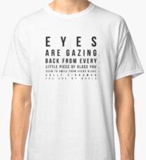 Stone Roses - Sally Cinnamon // Eye Test Design Classic T-Shirt