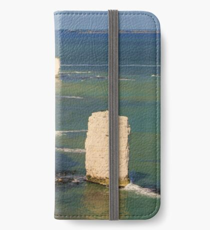 The Pinnacles & Old Harry iPhone Wallet