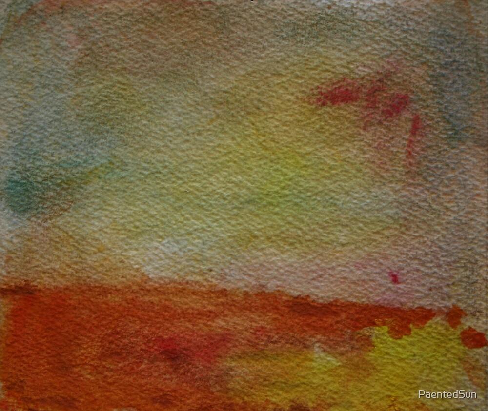 Fire Sea by PaentedSun