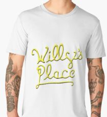 Willy's Place Men's Premium T-Shirt