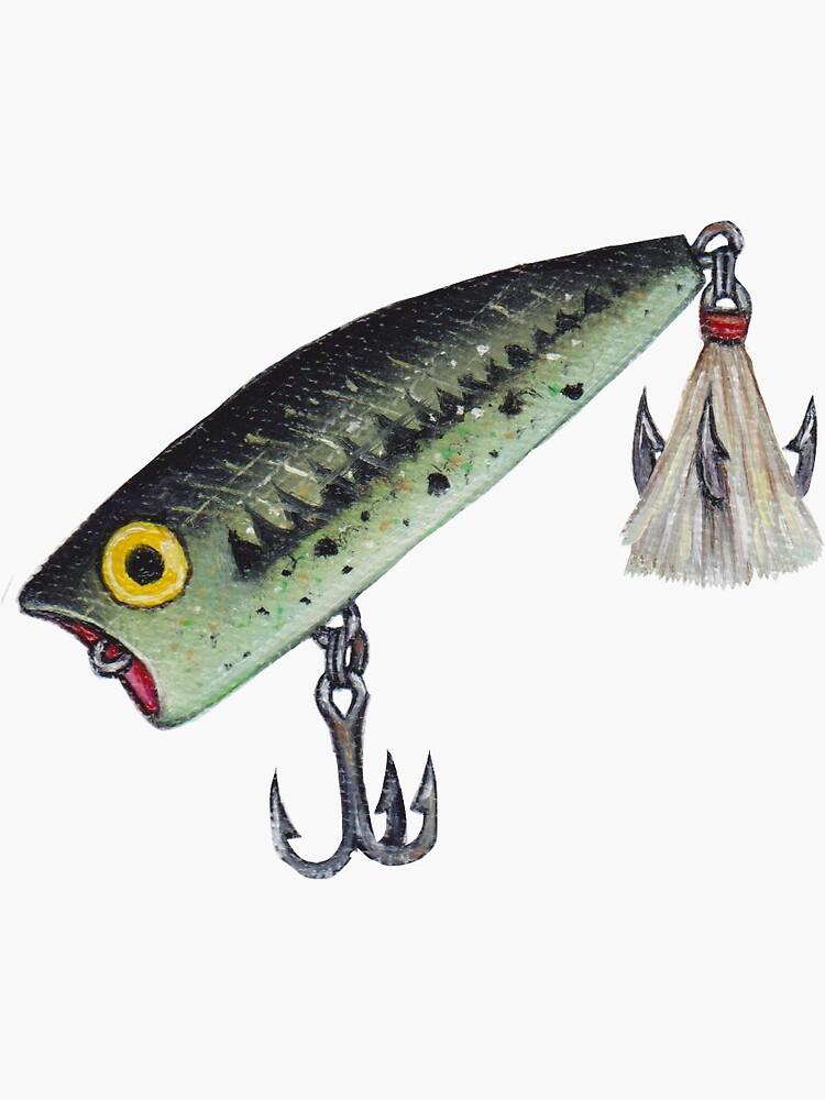 Grüner Fischköder von paigess