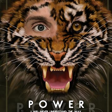POWER // TIGER by CazML